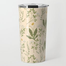 Angelica, Thyme, & Dandelion Travel Mug