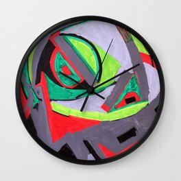 Paint Marker Acrylique/Acrylic Wall Clock