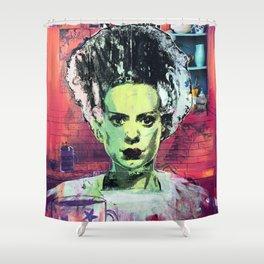 Frankenstein Shower Curtains