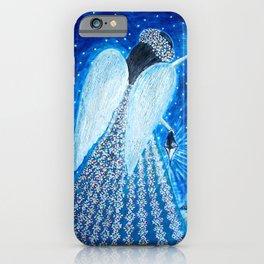 Angel Auriel iPhone Case