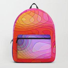 Interlinked Colors II Backpack