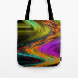 follow the colors Tote Bag