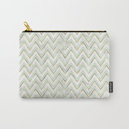 Mint & Gold - set Carry-All Pouch