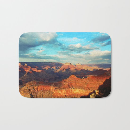Grand Canyon - National Park, USA, America Bath Mat