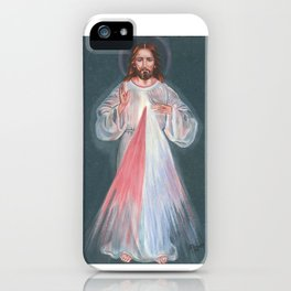 Divine Mercy iPhone Case