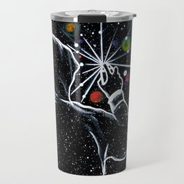 Write Universe -Galaxy Travel Mug