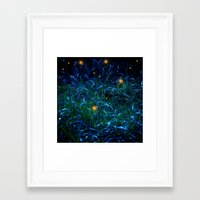 neverland Framed Art Prints featuring Neverland by TMarieee10