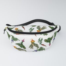 Root Vegetable Pattern Fanny Pack
