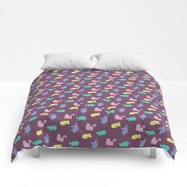 Clutter of Pets Comforters