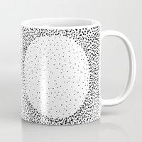 dots Mugs featuring dots by Ioana Luscov