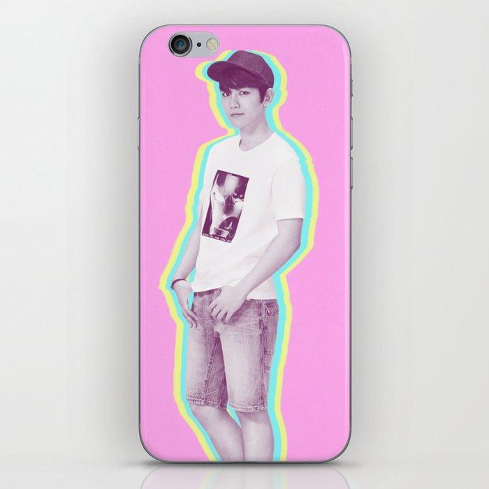 pastel Baekhyun iPhone Skin