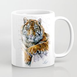 Tiger watercolor Coffee Mug