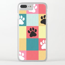Paws Clear iPhone Case