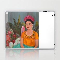Frida a la casa azul Laptop & iPad Skin