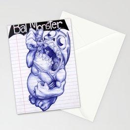 BatMonster Stationery Cards