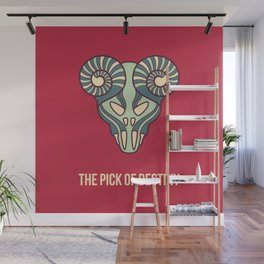 the pick of destiny Wall Mural