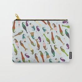 Animal Mermaid Fish Tails Carry-All Pouch