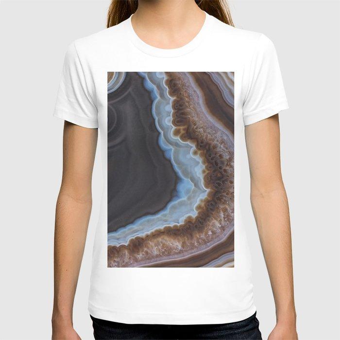 Mocha Agate T-shirt