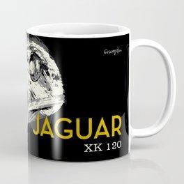 Jaguar Motor Car Coffee Mug