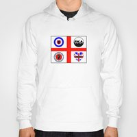 70s Hoodies featuring Brit music 60s 70s by MasterChef-FR