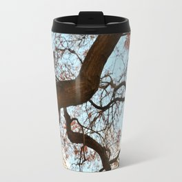 Purple Japanese Maple Travel Mug
