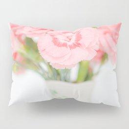 Pink Carnations 2 Pillow Sham