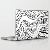 dark souls Laptop & iPad Skins featuring souls by Elle Major
