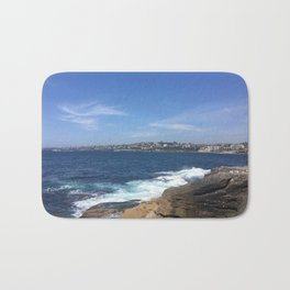 Clovelly Beach, NSW, Australia Bath Mat
