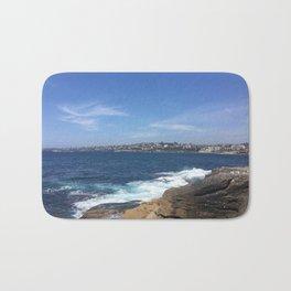 Clovelly Beach, NSW, Australia Bath Mat
