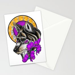 A Wolf's Bane Stationery Cards