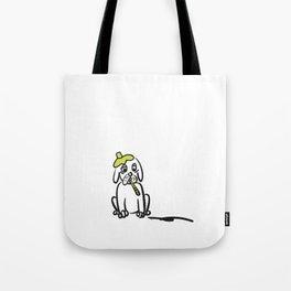 Sick As A Dog Idiom Tote Bag