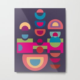Colorplay G. 1 Metal Print