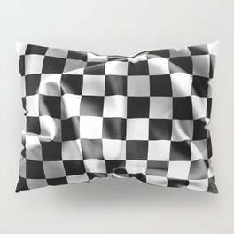 Chequered Flag Pillow Sham
