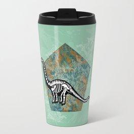 Brachiosaurus Fossil Travel Mug