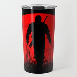 Geralt of Rivia - The Witcher Travel Mug