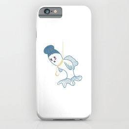 Little Ghost Lure iPhone Case