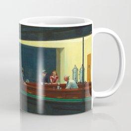 Nighthawks - Edward Hopper Coffee Mug