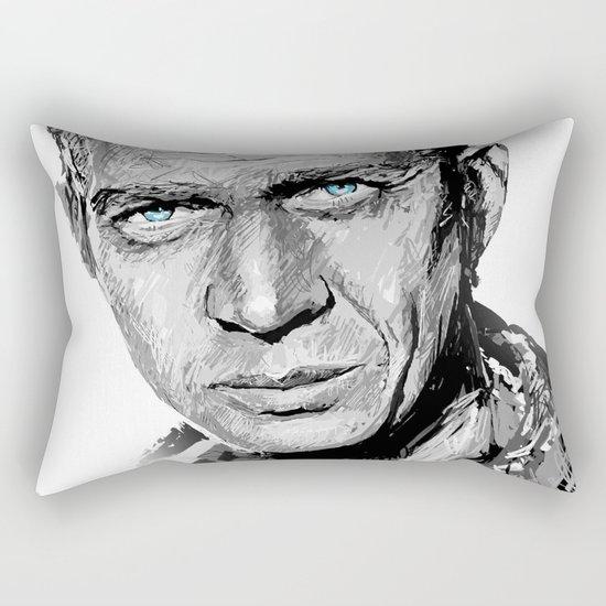 The King of Cool Rectangular Pillow