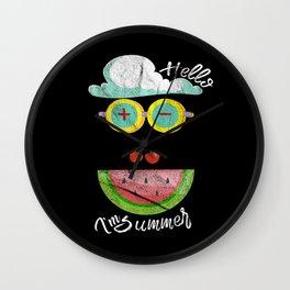 Hello, I'm Summer Wall Clock
