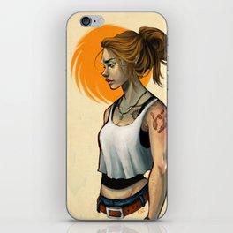 Deanna iPhone Skin