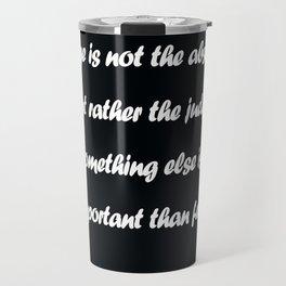 Ambrose Redmoon Travel Mug
