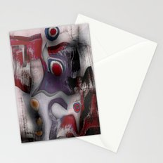 Purple Conspire Stationery Cards