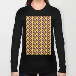 Fiesta - Gold - Beautiful Bones Long Sleeve T-shirt