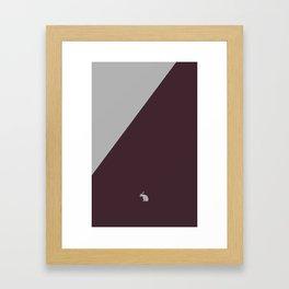 Architecture autumn Framed Art Print