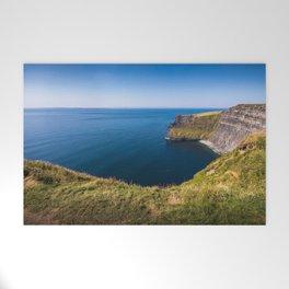 Cliffs of Moher, Ireland Welcome Mat