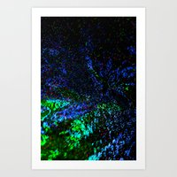 outer space Art Prints featuring Outer Space by Reinhard Matthäus