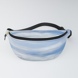 Soft Heavenly Clouds Fanny Pack