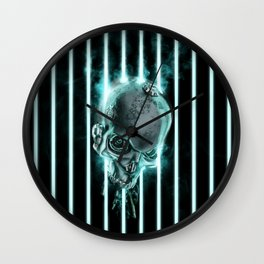 System Shutdown Wall Clock