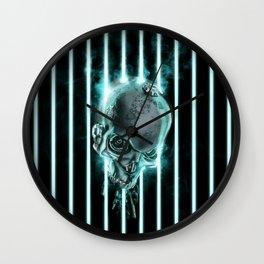 System Shutdown Wall Clock