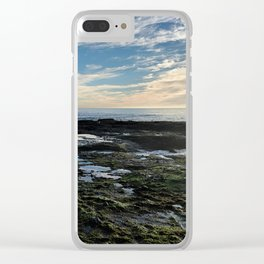 Tidepool Bliss Clear iPhone Case